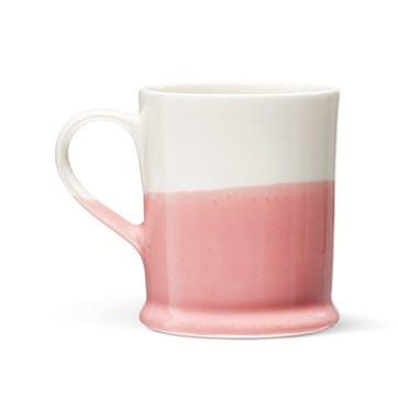 Colour Dip, Mug, Pink