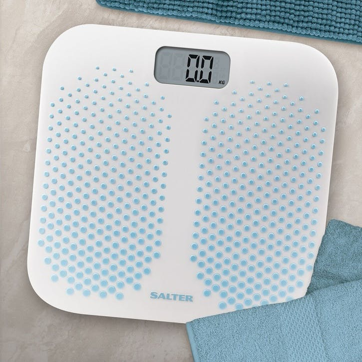 Anti Slip Dual Moulded Bathroom Scale