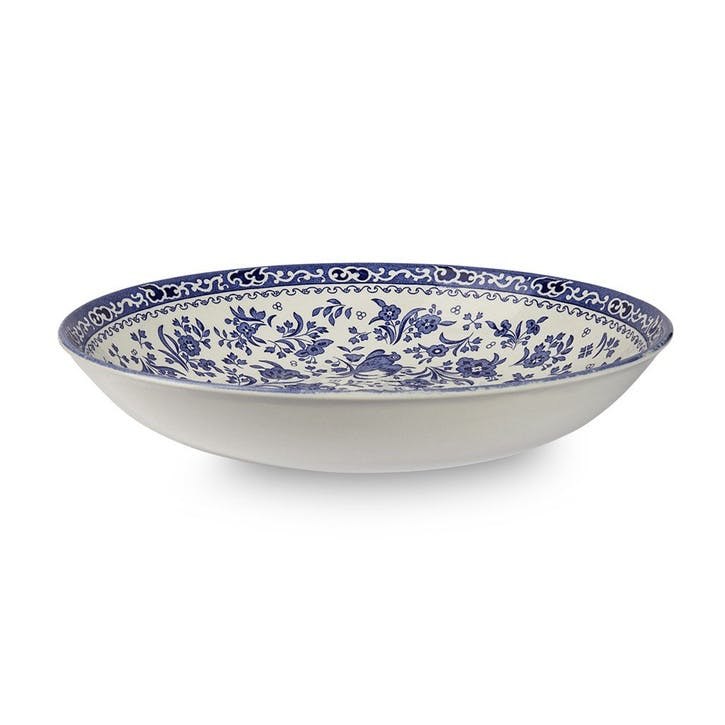 Regal Peacock Pasta Bowl, 23cm, Blue