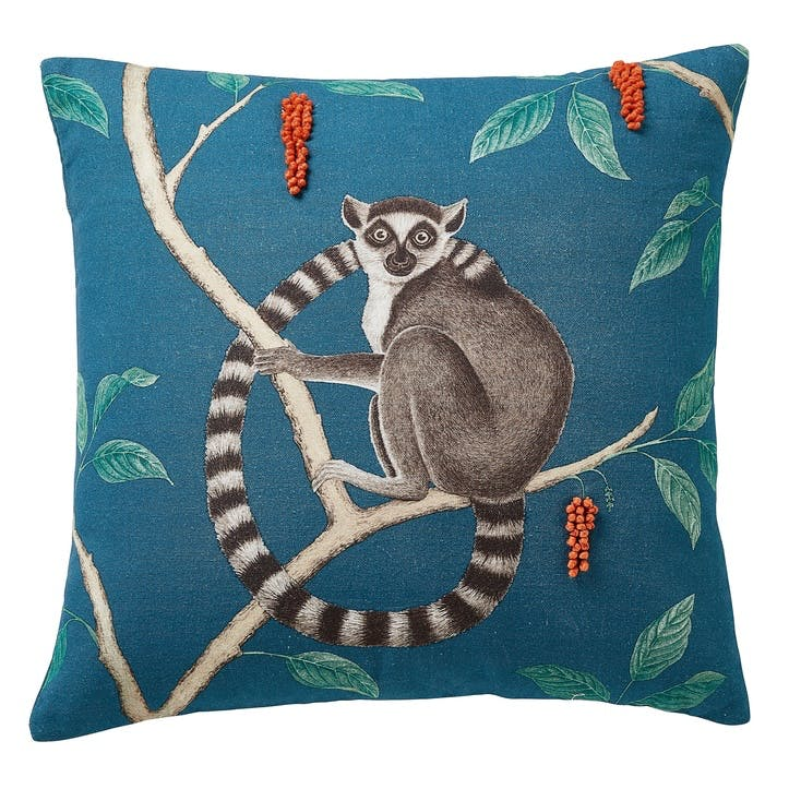 Jackfruit Cushion, Eucalyptus