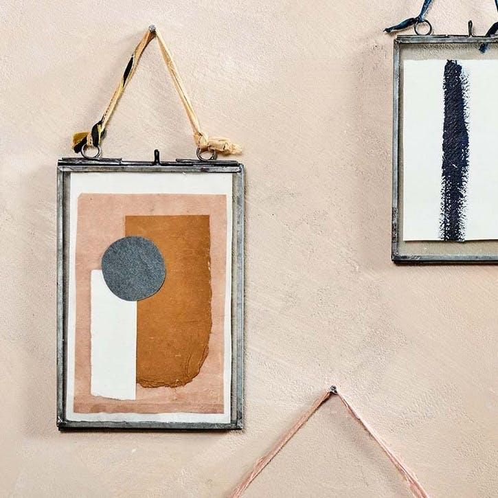 """Kiko Zinc Frame - 5 x 7"""", Portrait"""