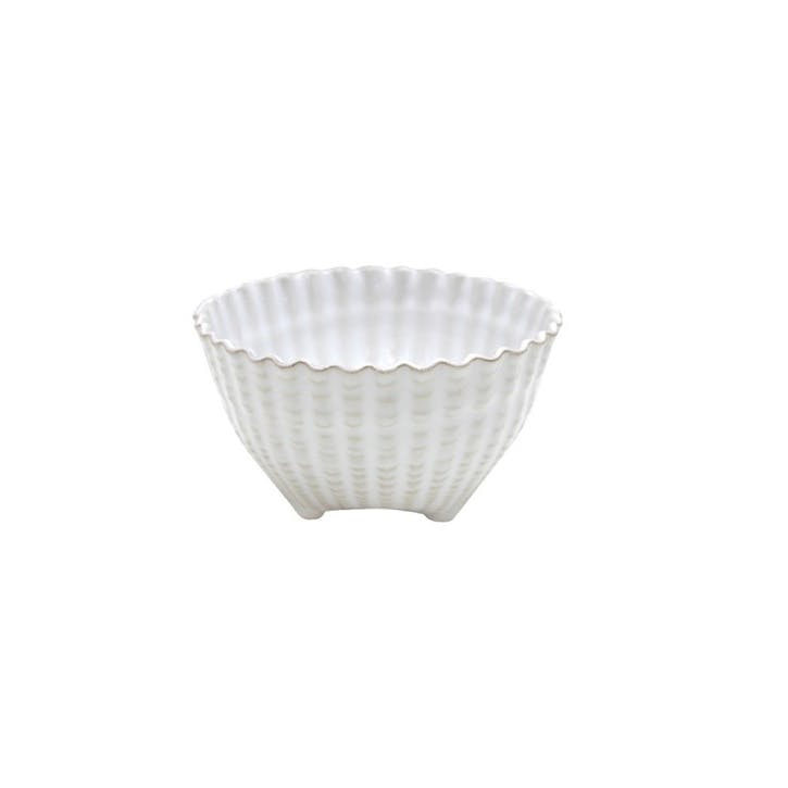 Aparte Seashell Footed Bowls, Set of 6