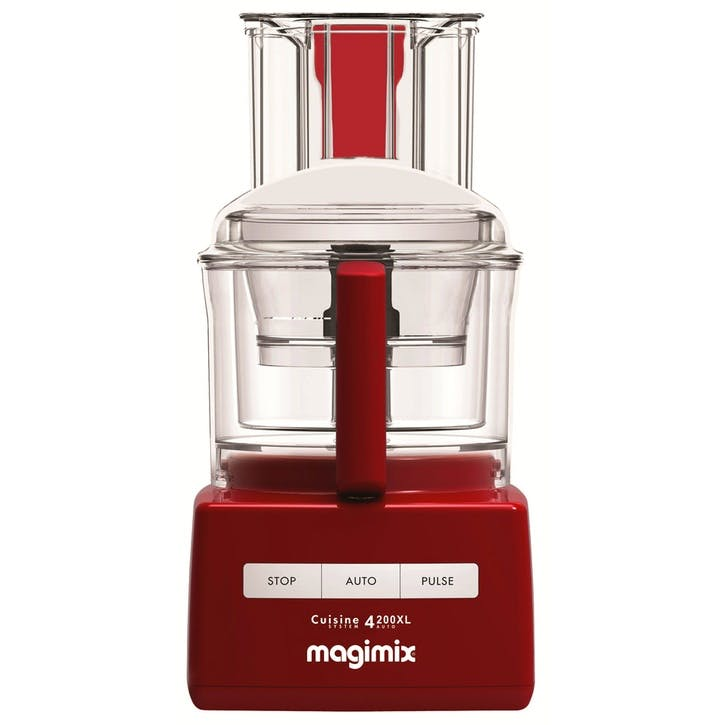 Food Processor 4200 XL; Deep Red