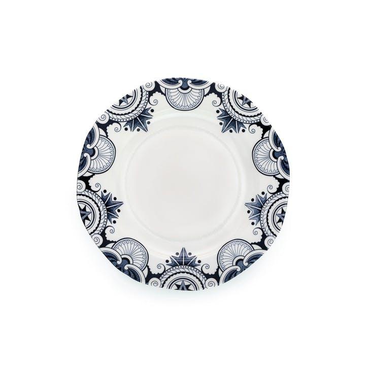Ink Blue Palisade Side Plate