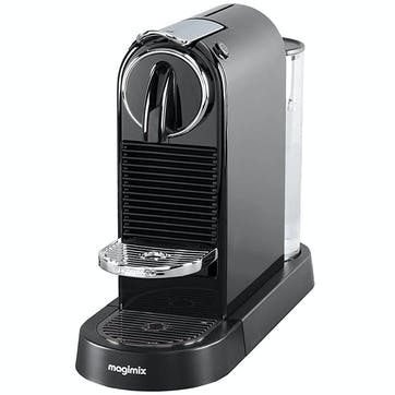 CitiZ Coffee Machine, Black