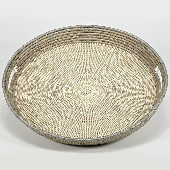 Handwoven Tray, Large