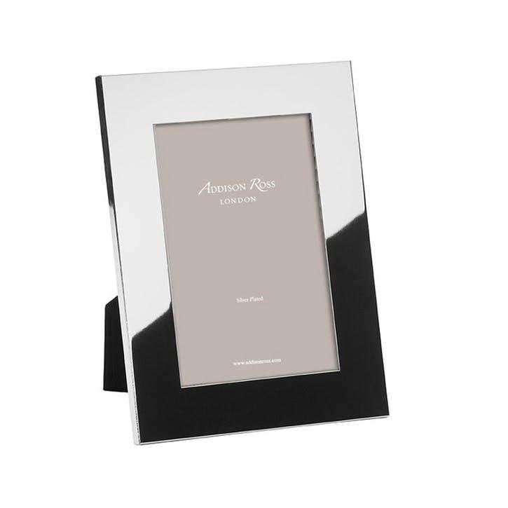 "Silver Photo Frame - 4"" x 6"""