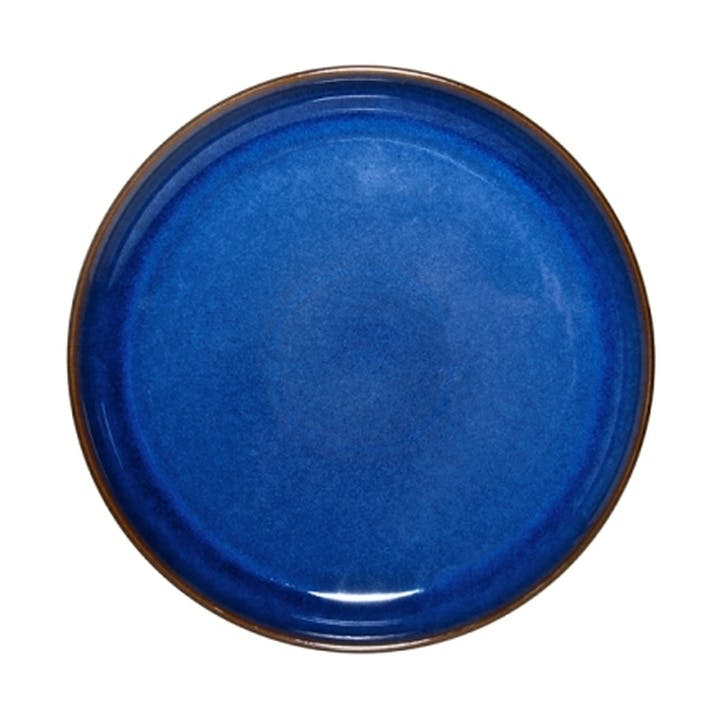 Imperial Blue Coupe Dinner Plate, 26cm