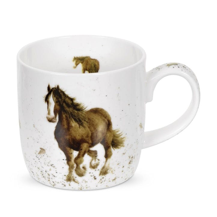 Wrendale Fine Bone China Mug; Gigi