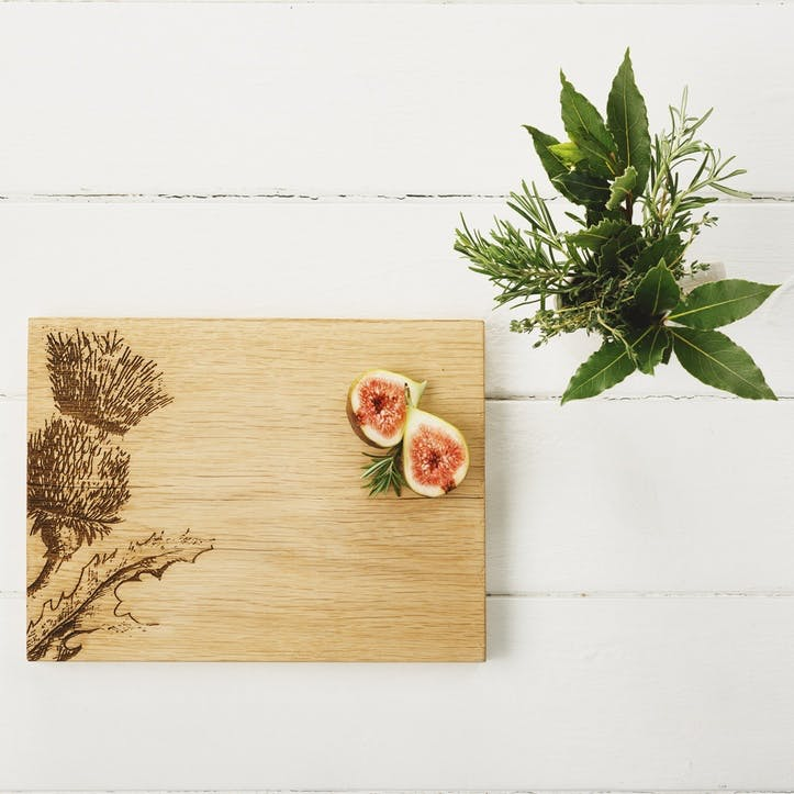 Thistle Serving Board