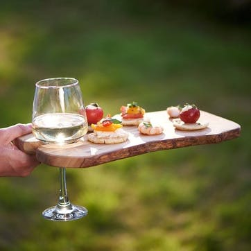 Wine and Canapé Board - 30cm