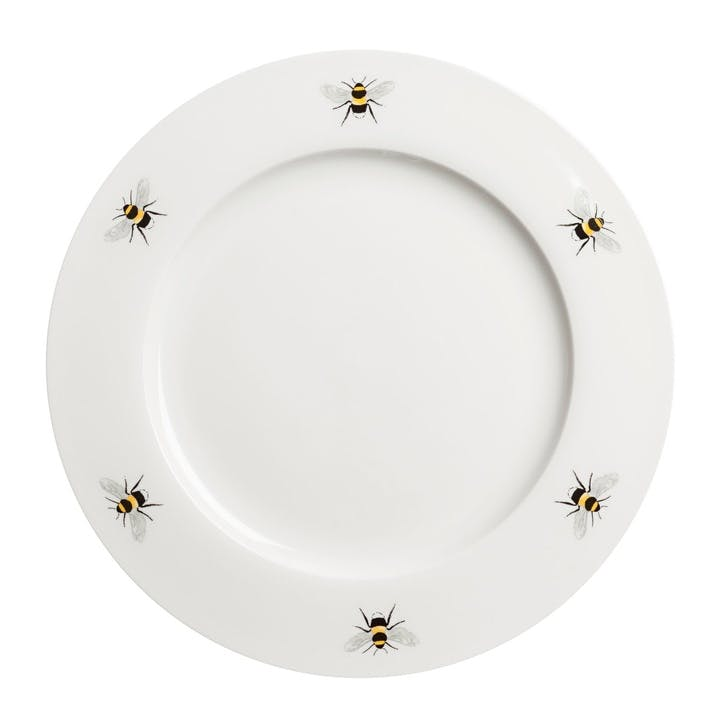 'Bees' - Dinner Plate