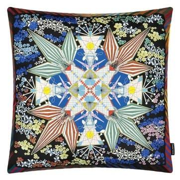 Christian Lacroix, Flower Galaxy Cushion, H50 x W50cm