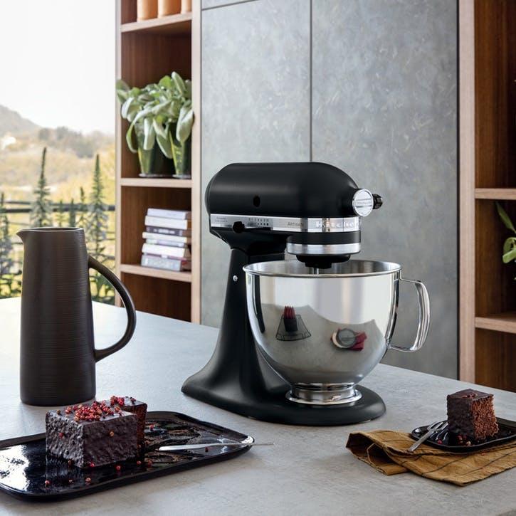 Artisan Stand Mixer - 4.8L; Cast Iron Black
