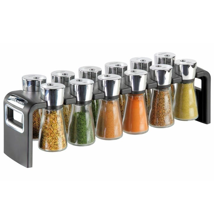 Shaw Herb and Spice Rack, 12 Jar
