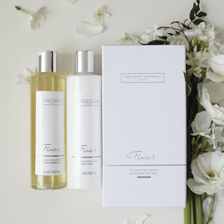 Flowers Bath & Body Gift Set