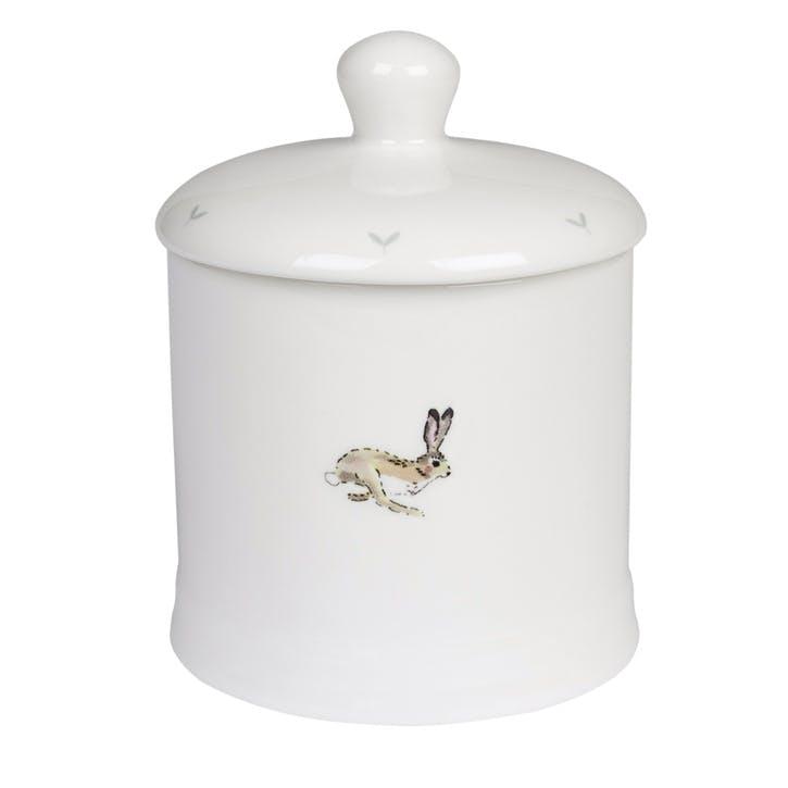 'Hare' Jam Jar