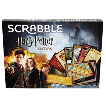 Scrabble Harry Potter Edition