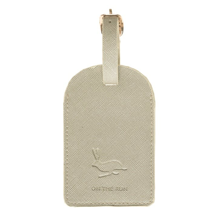 'Hare' Luggage Tag