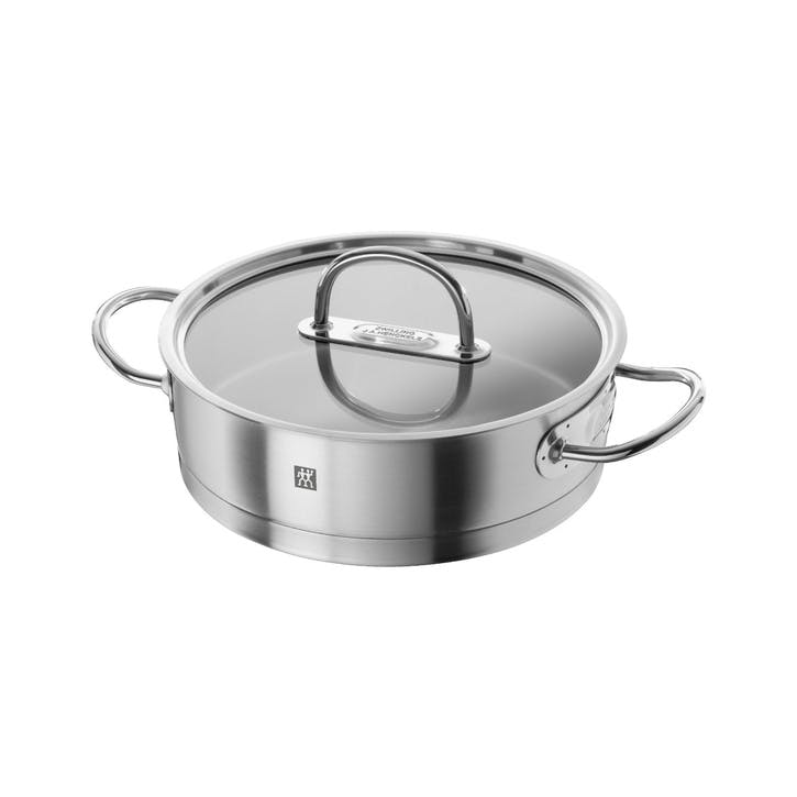 Zwilling J.A. Henckels Prime Simmering Pan with Lid 24cm