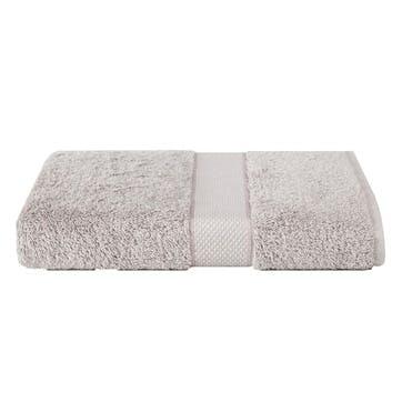 Luxury Egyptian Cloud Grey Bath Sheet