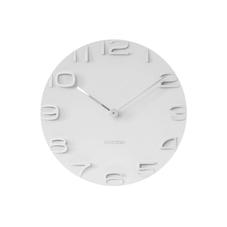 On the Edge Wall Clock