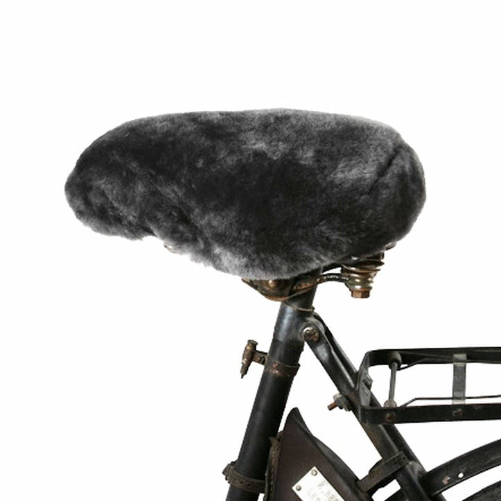 Ebbe Bicycle Seat Cover, Asphalt