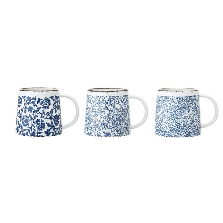 Molly Mug, Set of 3