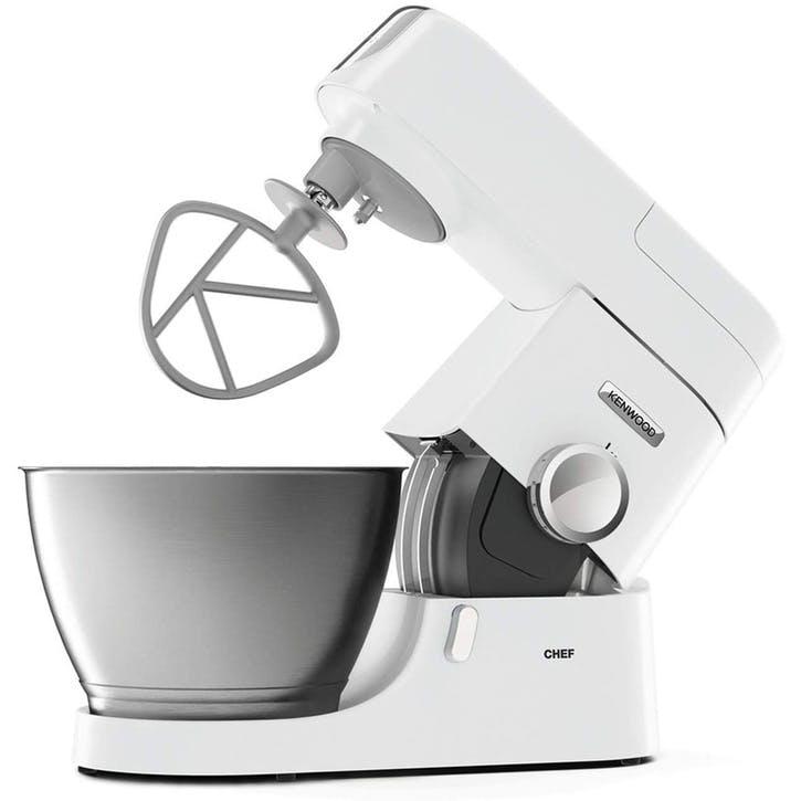 Chef KVC3100 Stand Mixer, White