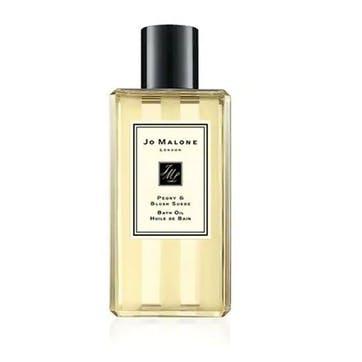 Bath Oil, Peony & Blush Suede, 250ml