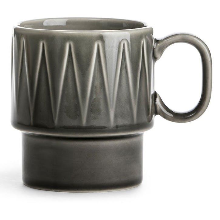 Coffee & More, Mug, 250ml, Grey