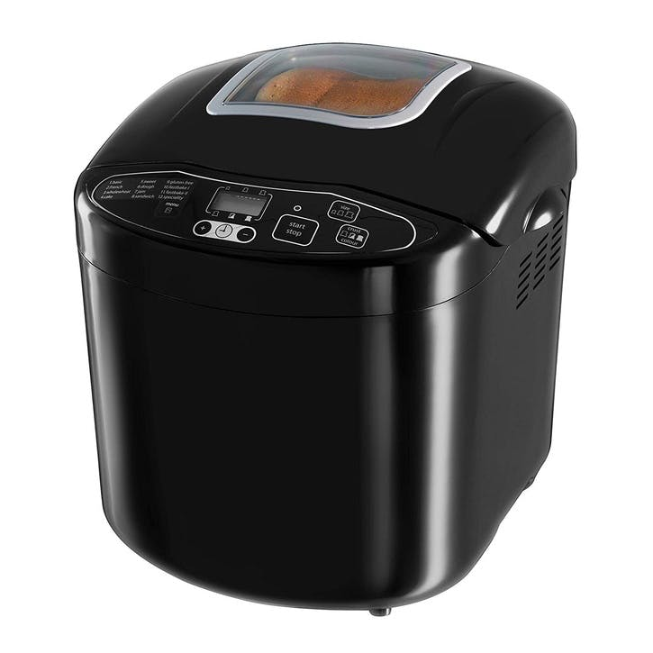 Fast Bake Bread Maker; Black