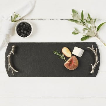 Antler Handle Tray, Small