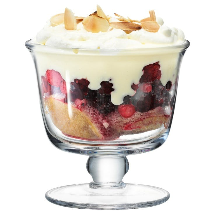 LSA Serve Tall Dish/Trifle Dish, Set of 4