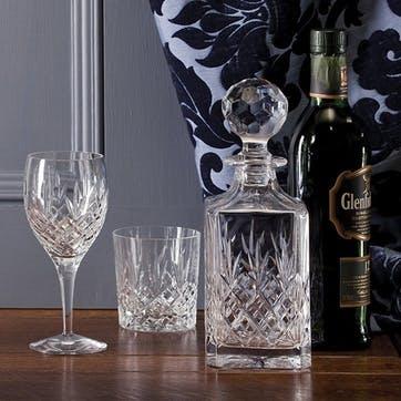 Edinburgh Large Crystal Wine Glasses, Set of 4
