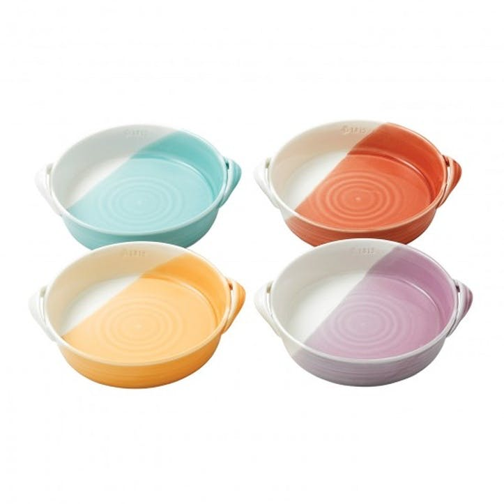 1815 Brights Mini Serving Dish, Set of 4