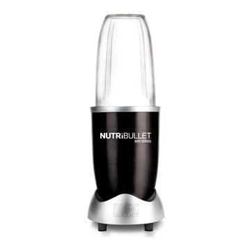 Nutribullet 600, 8-piece Blender; Black