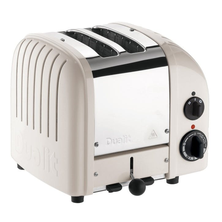 Classic Vario Toaster, 2 Slot; Feather