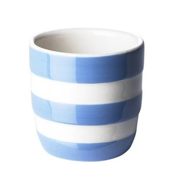 Straight Egg Cup 5x4cm - Blue