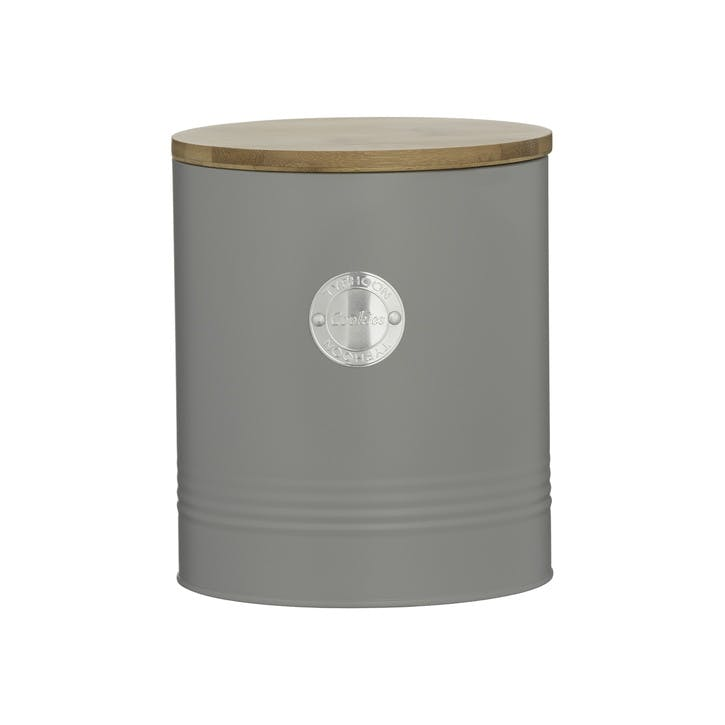 Living Cookie Storage, Grey