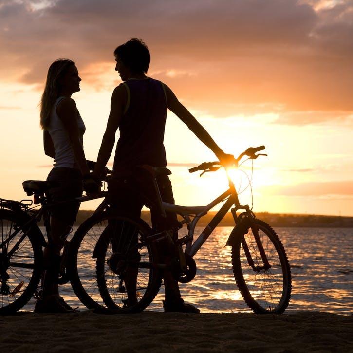 Honeymoon Bike Hire £25