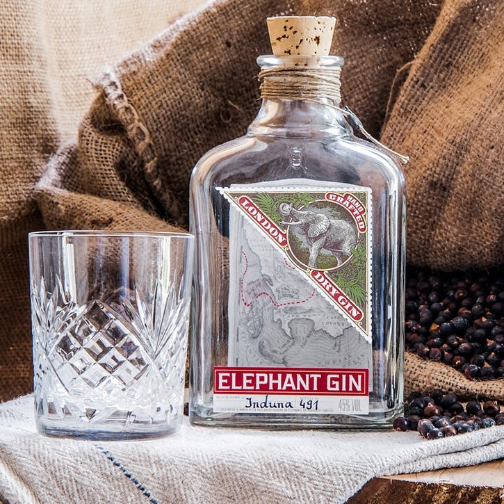 Elephant Dry Gin 50cl