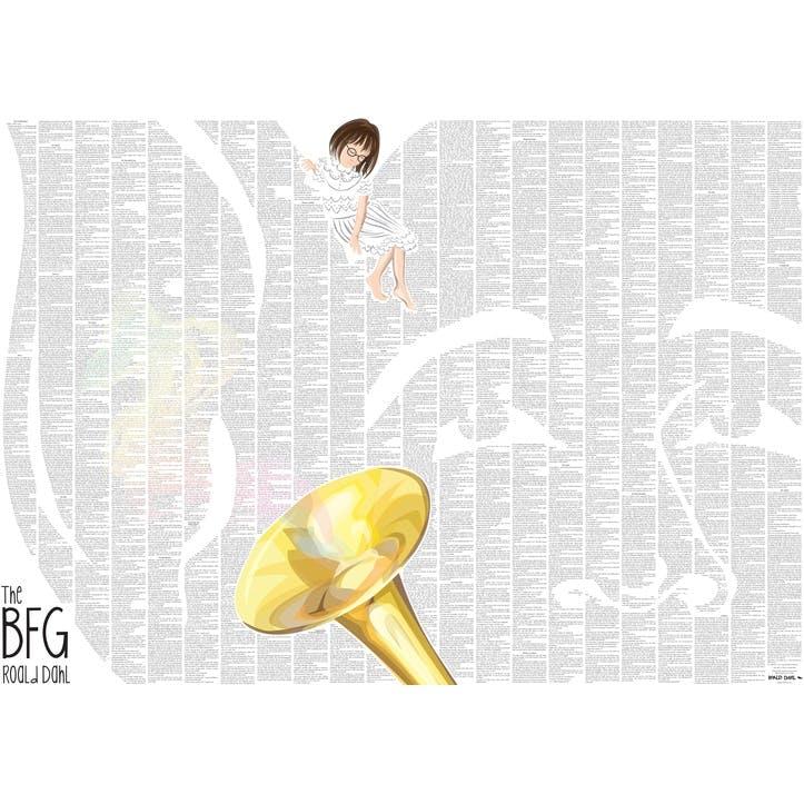 'The BFG' Print
