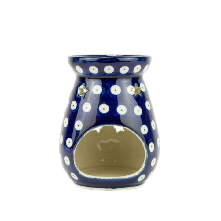 Blue Eyes Oil Burner, 11cm