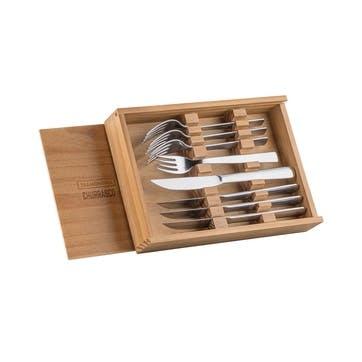 8 Piece Cutlery Set