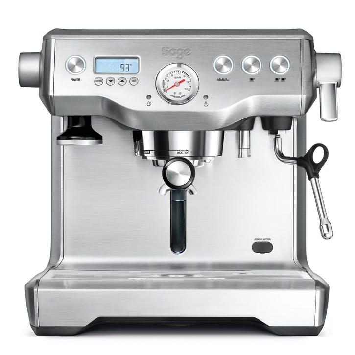 The Dual Boiler Espresso Machine; Steel