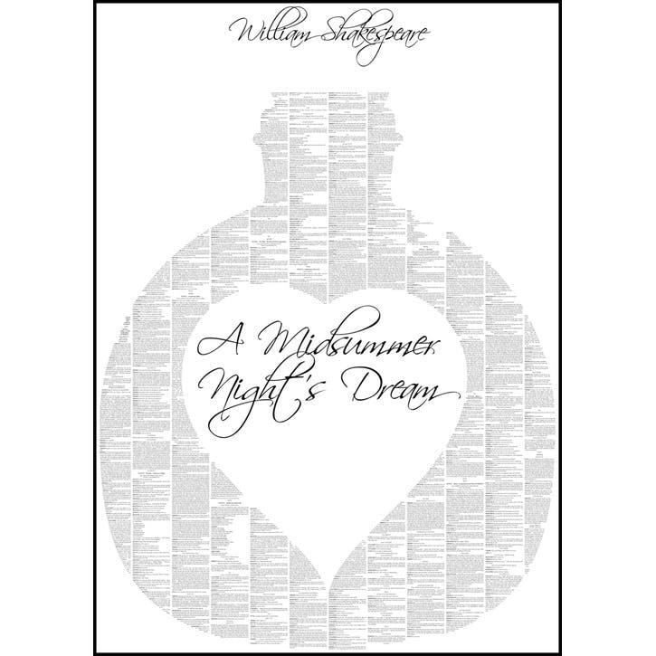 A Midsummer Night's Dream Print