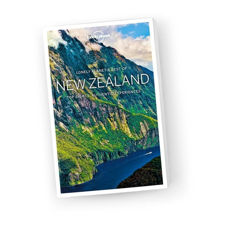 Lonely Planet's Best of New Zealand, Paperback