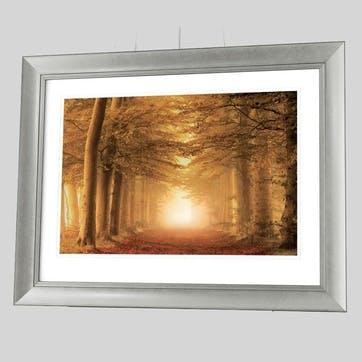 Lars van de Goor Autumn Feelings Framed Print, 74 x 94cm