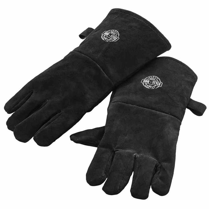 BBQ Gloves, Pair, Black
